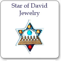 Star of David Jewelry